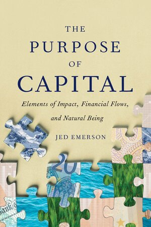 the value of purpose -  the purpose of capital book cover